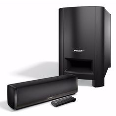 Brand New Bose CineMate 10 Home Theater Audio System Sound Bar Subwoofer Speaker…