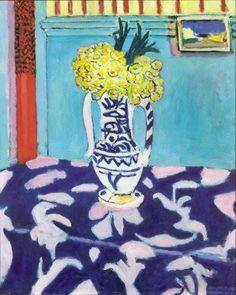 Henri Matisse Flowers