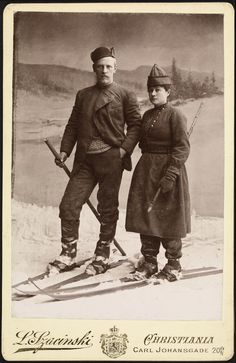 1000+ images about Vintage Skiing on Pinterest | Ski and snowboard ...