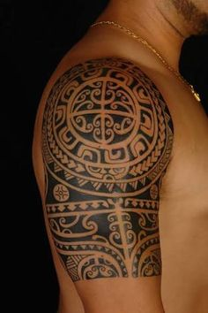 polynesian tattoo - Поиск в Google