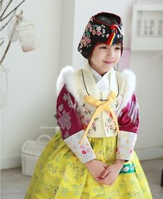 #한복 #hanbok, #Korean traditional clothes #children