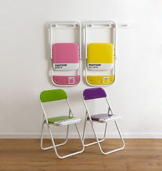 I'm just enough of a design geek to own some of these.  Anything Pantone catches my eye.