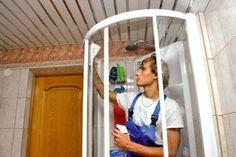 Ako zabudovať sprchovací kút svojpomocne