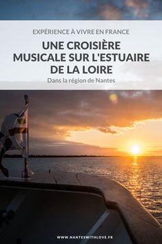 Une croisière musicale sur la Loire : Les Ecoutilles Saumur, Beach, Water, Blog, Outdoor, Atlantic Ocean, Pays De La Loire, Gripe Water, Outdoors