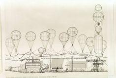 Archigram's Instant City viadpr-barcelona