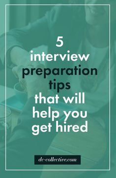 How do you prepare for an interview? Other than looking up a list of practice questions and researching the company, you might find yourself stuck when it comes to impactful interview prep. You may not have thought of using the 5 interview prep tips Ive Practice Interview Questions, Interview Questions And Answers, Job Interview Tips, Interview Preparation, Preparing For An Interview, Management Interview Questions, Resume Writing, Writing Tips, Job Search Tips