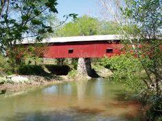 Bridgehunter.com | Houck Covered Bridge 14-67-11