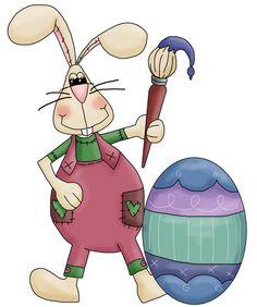 CH.B *✿* Clip-Easter