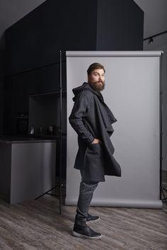 www.juliajanus.com, Urban fashion, plus size, big men, size positive