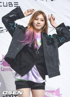 Also like CLC, EunBin is my bias.