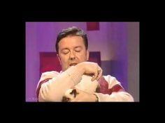 Ricky Gervais | Friday Night with Jonathan Ross | 14/11/2003 Part 2 of 2