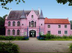 Roze kasteel, Poort van Heusden