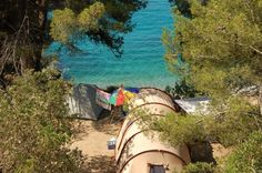 Camping Spanische-Riviera-Torre de-la Mora