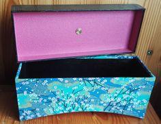 Ma réalisation : arche japonaise, tissu et skivertex