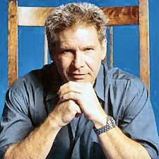 Harrison Ford - Still yummy after all these years.