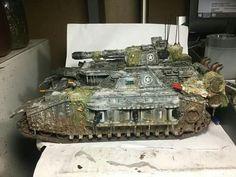 Stormhammer superheavy tank guard #wh40k #40k #warhammer40k #wellofeternity