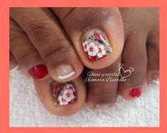 Nails, Clothes, Vestidos, Nail Art Designs, Toe Nail Art, Polish Nails, Decorations, Pretty Toe Nails, Finger Nails