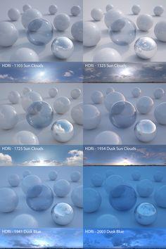 Peter Guthrie HDRI - 1103 Sun Clouds, 1325 Sun Clouds, 1725 Sun Clouds, 1934 Dusk Sun Clouds, 1941 Dusk Blue, 2003 Dusk Blue - 21 Апреля 2012 - CGtrizet #c4d