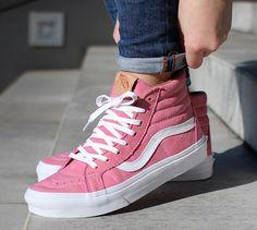 Vans Sk8 Low Pink
