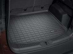 SMARTLINER All Weather Cargo Liner Floor Mat Black for 2017-2018 Jeep Compass Top Deck Position Only New Body Style