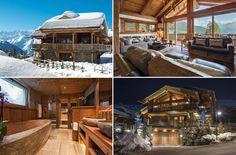 Abercrombie & Kent Luxury Ski Chalets