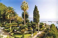 Villa Durazzo Pallavicini - Genova Pegli (Liguria) - I dieci giardini più belli d'Italia - Il Sole 24 ORE