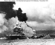 Uss Maryland, Uss Oklahoma, Day Of Infamy, Remember Pearl Harbor, Model Warships, Niagara Falls, Arizona, American, Movie Posters