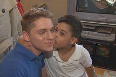 Zach Fenlon shares joy of 'Life with Soran,' boy with down syndrome