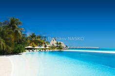 The Seychelles - Eden on Earth by Atanas Bozhikov NASKO Bucket List Destinations, Travel Destinations, Destin Beach, Future Travel, Seychelles, Dream Vacations, Amazing Places, Vacation Ideas, Pools