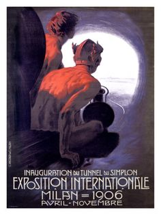 1906 - #Milan (Metlicovitz)