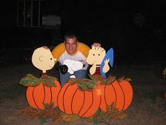 halloween lawn decorations - Google Search