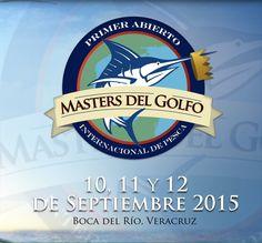 ¡Primer Abierto Masters del Golfo!