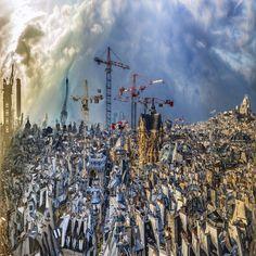 Murat Germen, 'Muta-morphosis Paris #4,' 2013, C.A.M Galeri