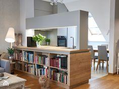 przytulne mieszkanie M3 - Kuchnia, styl nowoczesny - zdjęcie od Martyna Midel projekty wnętrz