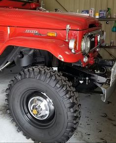 Love those tall skinnys! Toyota Cruiser, Toyota Fj40, Toyota Trucks, Fj Cruiser, Cool Trucks, Big Trucks, Carros Toyota, Best Off Road Vehicles, Land Cruiser 70 Series