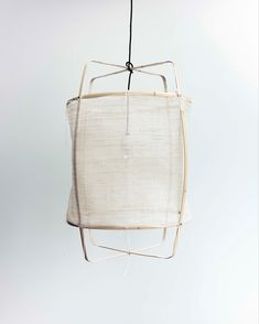 'Z22 ona' woven nettle and bamboo