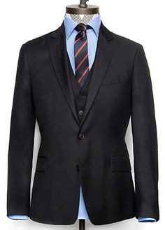 #StealThisStyle for a suit, shirt and tie combination