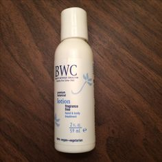 Beauty Without Cruelty Premium Botanical Lotion, DS, $2.