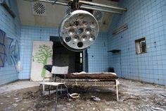 Beelitz-Heilstätten: Deutschlands gruseligstes Krankenhaus