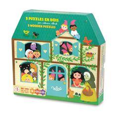 Vilac Puzzles Les Contes-product