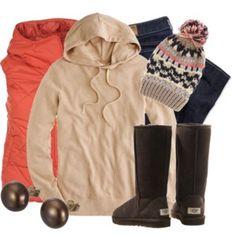 Comfy clothes -