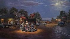 """""""Route 66"""" by Dave Barnhouse"""