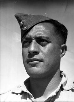 During the Battle of Takrouna in April Sergeant Haane Manahi of Te Arawa…