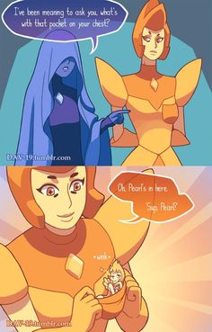 """One more Steven Universe and Adventure Time crossover"""