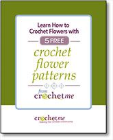 crochet flower ebook