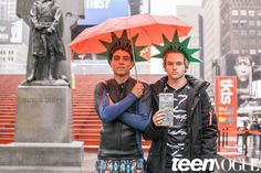 Damn, Daniel Lara and Josh Holz Take New York...California Style | Teen Vogue