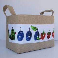 Very hungry caterpillar bag