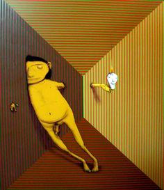 Os Gemeos: street art from Sao Paulo
