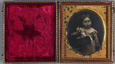 The Reluctant Model (Young Child Being Held) Youngest Child, Daguerreotype, Museum Collection, Oui, American Art, Art Museum, Mona Lisa, Hold On, Photos