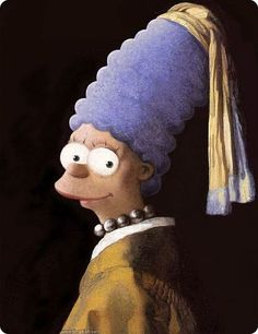 Vermeer - Transcription of Girl eith a Pearl Earring !!